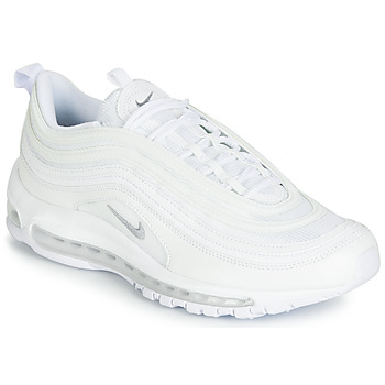 Shoes Men Low top trainers Nike AIR MAX 97 White / Grey