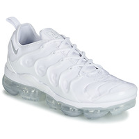 Shoes Men Low top trainers Nike AIR VAPORMAX PLUS White